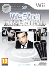 We Sing Robbie Williams voor Nintendo Wii