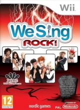 We Sing Rock! Losse Disc voor Nintendo Wii