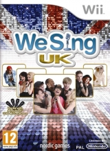 We Sing UK Hits voor Nintendo Wii