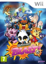 Wicked Monsters Blast voor Nintendo Wii