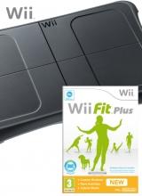 Wii Fit Plus & Wii Balance Board Zwart voor Nintendo Wii