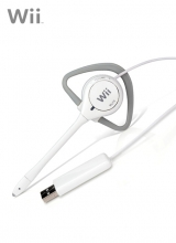 Wii Headbanger Audio Headset voor Nintendo Wii