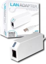 Wii LAN Adapter Third Party in Doos voor Nintendo Wii