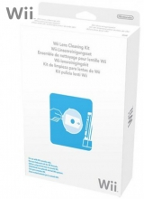 Boxshot Wii Lensreinigings Kit