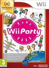 Wii Party Nintendo Selects voor Nintendo Wii
