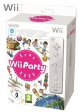 Wii Party & Wii-afstandsbediening Wit in Doos voor Nintendo Wii