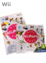 Wii Party in Karton voor Nintendo Wii