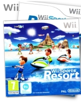 /Wii Sports Resort in Karton voor Nintendo Wii