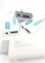 Boxshot Wii to HDMI Adapter