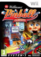 Williams Pinball Classics voor Nintendo Wii