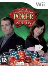 World Championship Poker featuring Howard Lederer All In voor Nintendo Wii