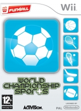 World Championship Sports voor Nintendo Wii