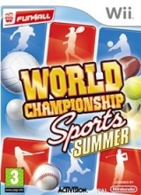 World Championship Sports: Summer voor Nintendo Wii