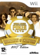 World Series of Poker Tournament of Champions voor Nintendo Wii