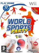 World Sports Party voor Nintendo Wii
