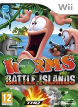 Worms: Battle Islands voor Nintendo Wii