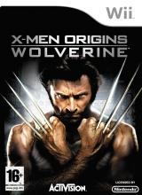X-Men Origins Wolverine voor Nintendo Wii