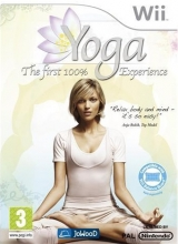Yoga: The First 100% Experience Losse Disc voor Nintendo Wii