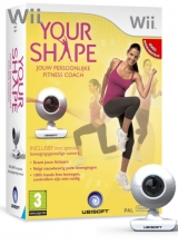 Your Shape & Camera in Doos voor Nintendo Wii