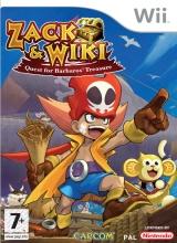 Zack and Wiki: Quest for Barbaros' Treasure voor Nintendo Wii