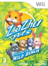 Zhu Zhu Pets Featuring the Wild Bunch voor Nintendo Wii