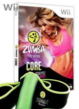 Zumba Fitness Core & Fitness Belt voor Nintendo Wii
