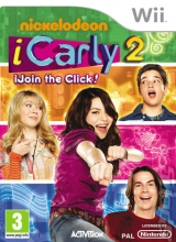 iCarly 2: iJoin the Click voor Nintendo Wii