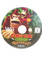 Donkey Kong Country Returns Losse Disc voor Nintendo Wii