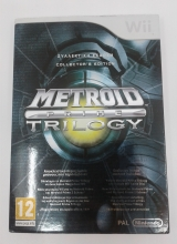 Metroid Prime: Trilogy & Art Book & Sleeve Russisch/Engels voor Nintendo Wii
