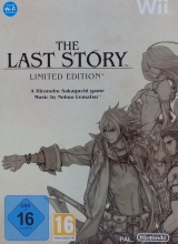 The Last Story Limited Edition in Doos voor Nintendo Wii