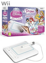 uDraw Disney Betoverende Verhalen & Game Tablet in Doos voor Nintendo Wii