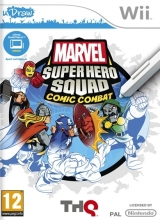 uDraw Marvel Super Hero Squad: Comic Combat voor Nintendo Wii