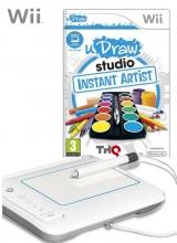 uDraw Studio: Instant Artist & Game Tablet voor Nintendo Wii