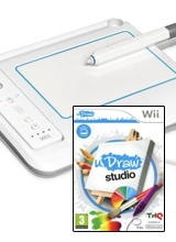 uDraw Studio & Game Tablet voor Nintendo Wii
