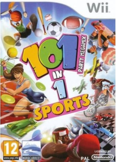 Boxshot 101-in-1 Sports Party Megamix