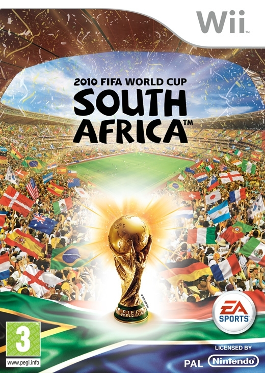 Boxshot 2010 FIFA World Cup South Africa
