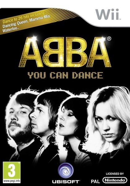 Boxshot Abba: You Can Dance