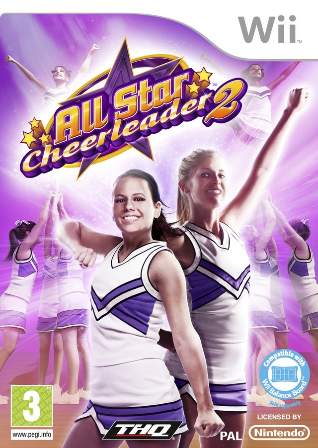 Boxshot All Star Cheerleader 2