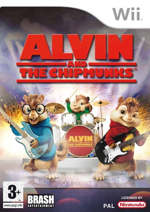 Boxshot Alvin and the Chipmunks
