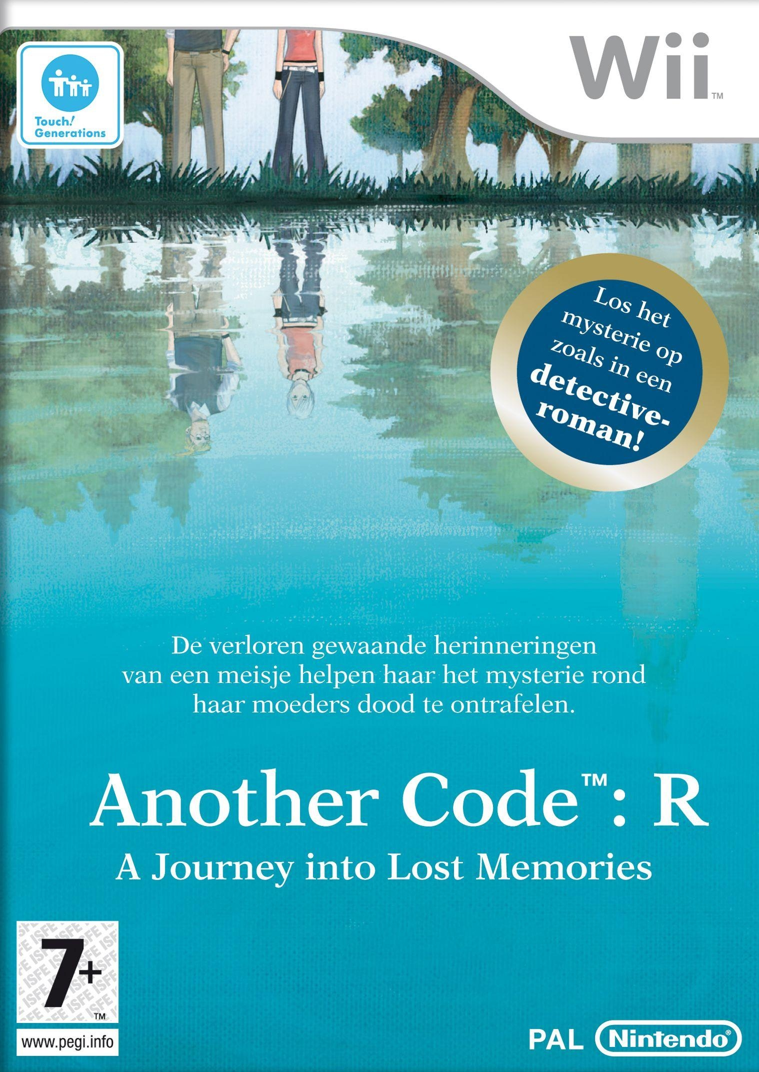 Boxshot Another Code: R - A Journey into Lost Memories
