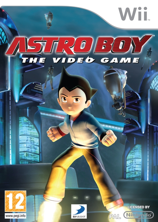 Boxshot Astro Boy: The Video Game