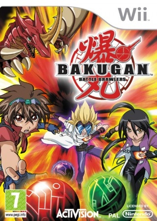 Boxshot Bakugan Battle Brawlers