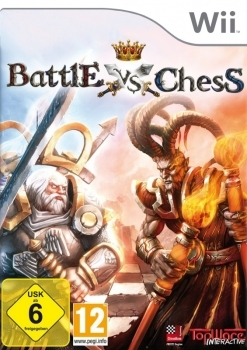 Boxshot Battle vs Chess