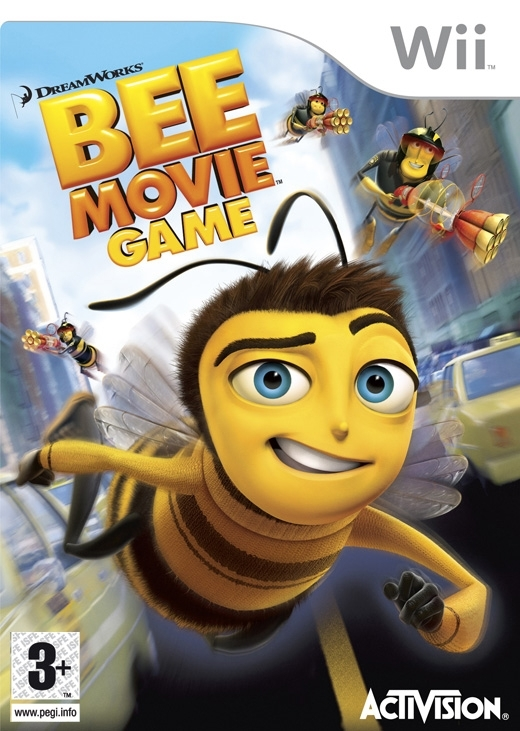 Boxshot Bee Movie Game