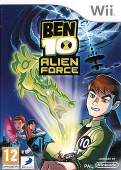 Boxshot Ben 10: Alien Force