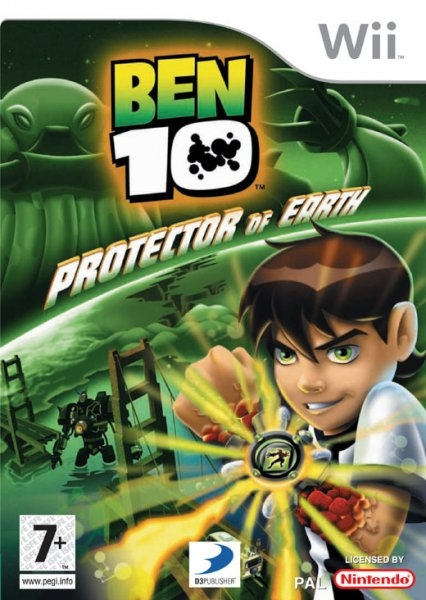 Boxshot Ben 10: Protector of Earth