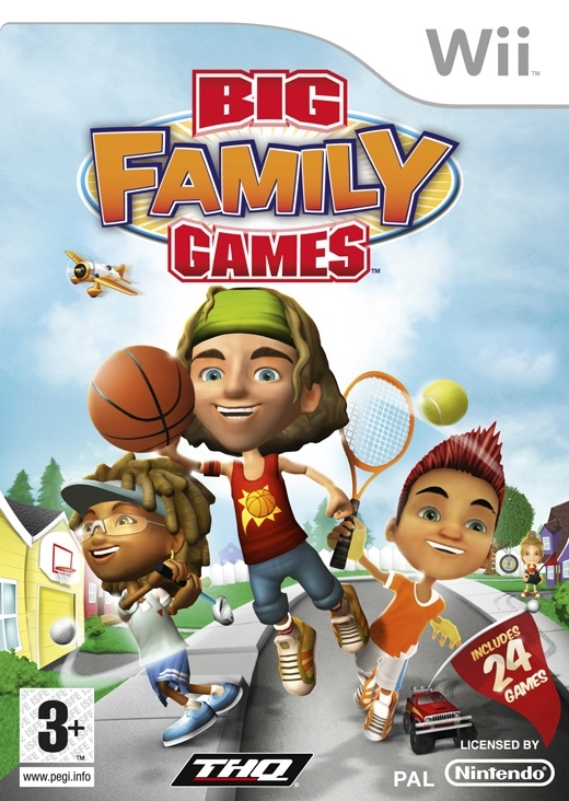 Boxshot Big Family Games
