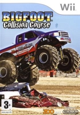 Boxshot Bigfoot: Collision Course