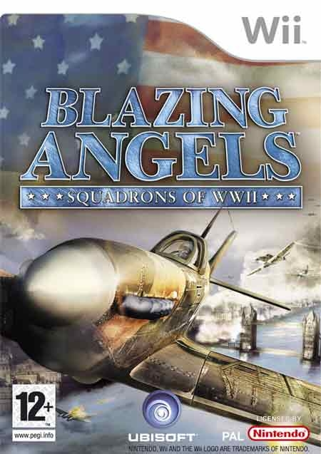 Boxshot Blazing Angels: Squadrons of WWII