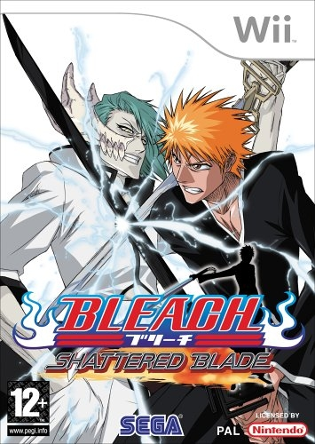 Boxshot Bleach: Shattered Blade